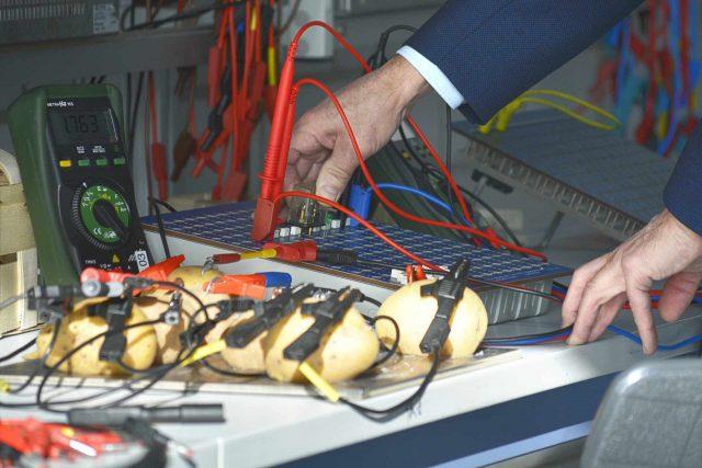 Abteilung Elektrotechnik Anwendungsbild 01