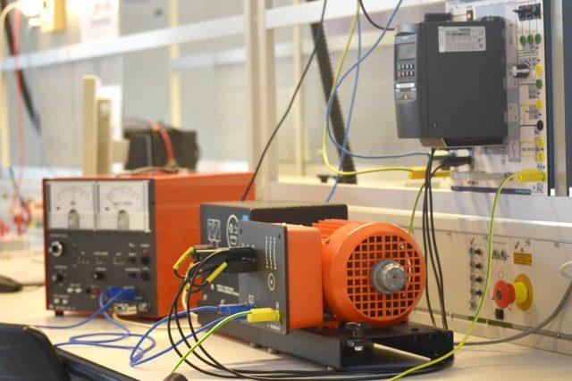 Abteilung Elektrotechnik Anwendungsbild 02